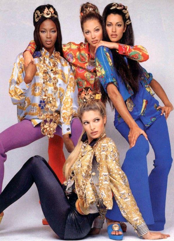 roupas anos 80 coloridas