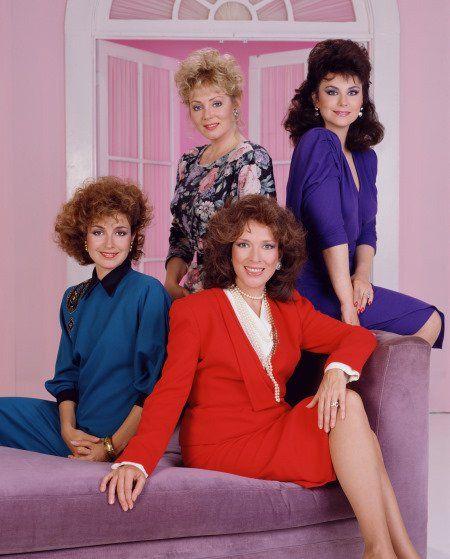 Roupa mulher de negócios nos anos 80