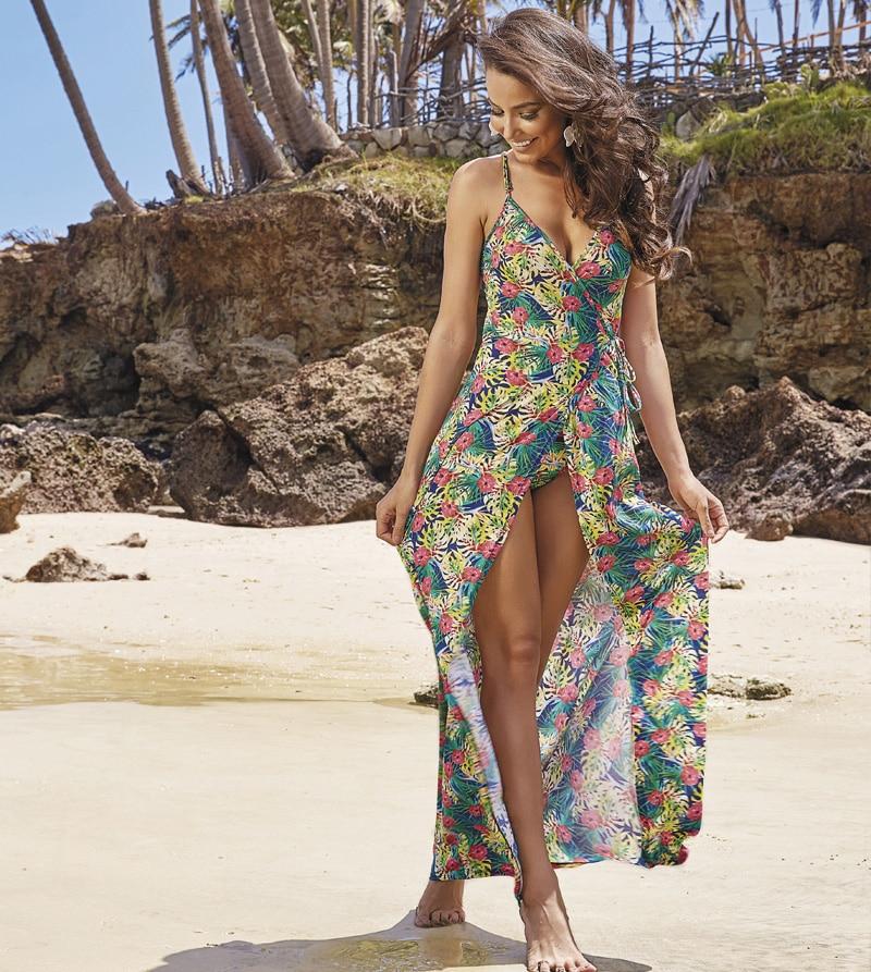 Saída de praia linga flores