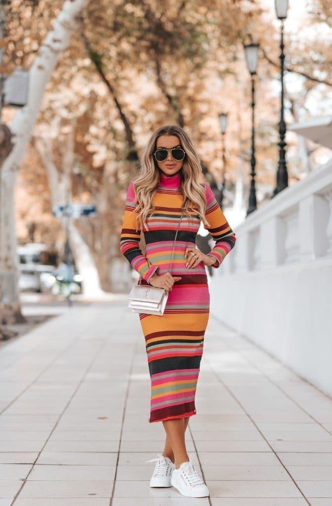 O que vestir no outono