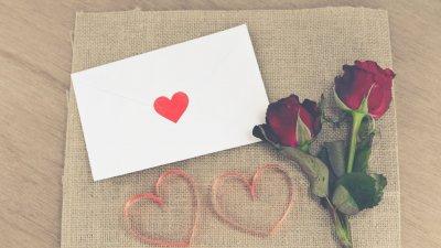 surpresa para namorado carta de amor