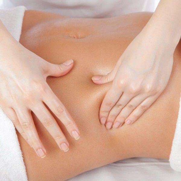Tratamento estético na barriga