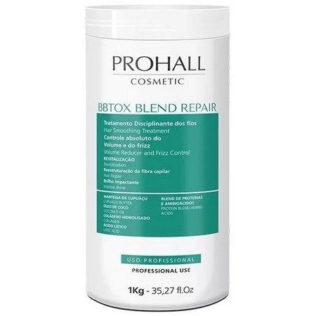 Botox capilar prohall