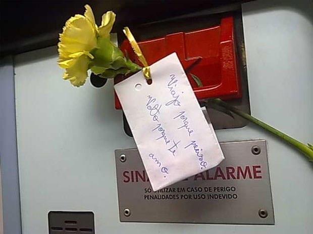surpresa para o namorado bilhete escondido