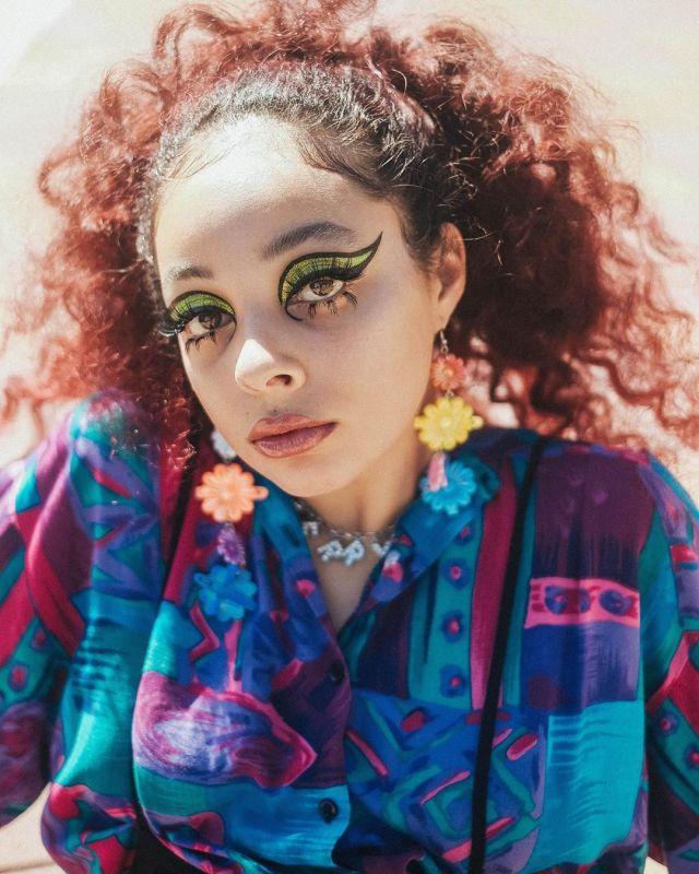 foto tumblr maquiagem linda