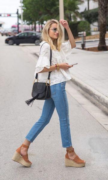 anabela em tipos de sapatos femininos
