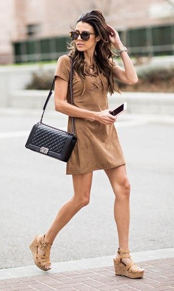 tipos de sapatos femininos anabela