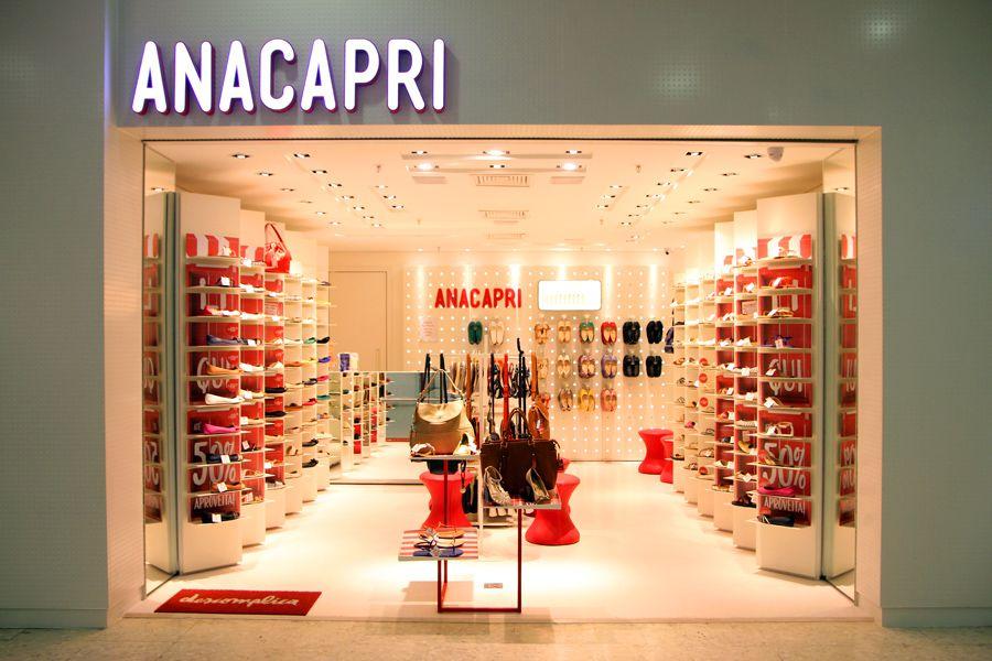 loja de shopping anacapri