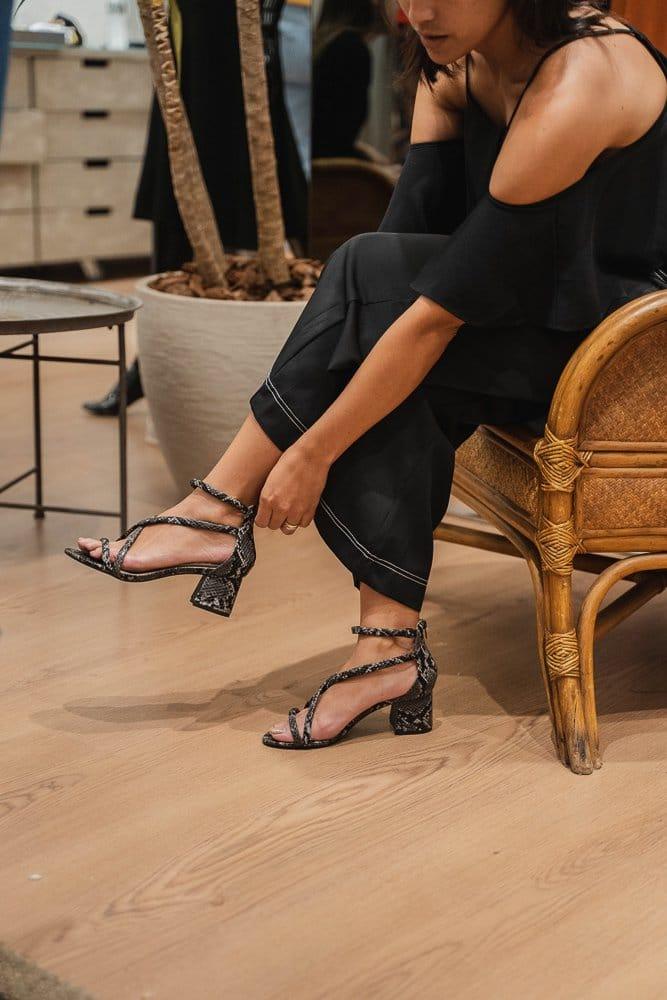sapatos femininos tendência para 2020