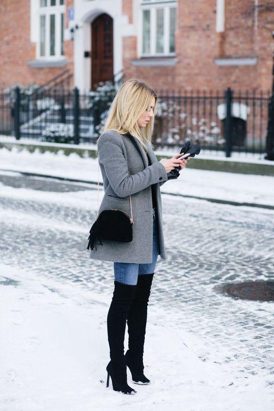 tipos de sapatos femininos para inverno