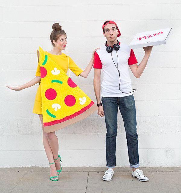 fantasias de carnaval pizza