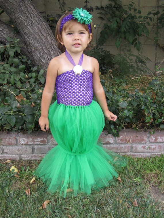 fantasia de carnaval sereia infantil