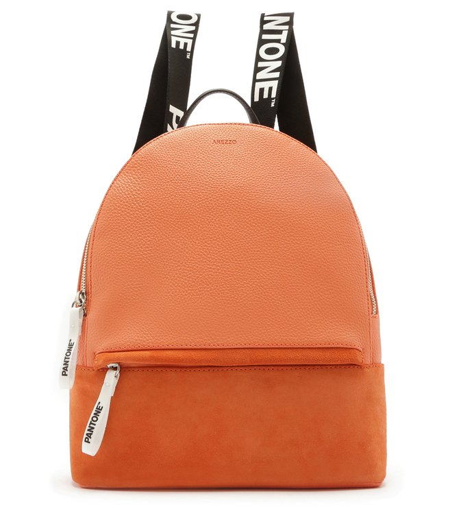 mochila Pantone Arezzo laranja