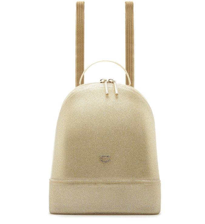 mochila metalizada Arezzo