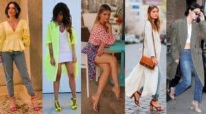 principais tendências de sandálias 2020