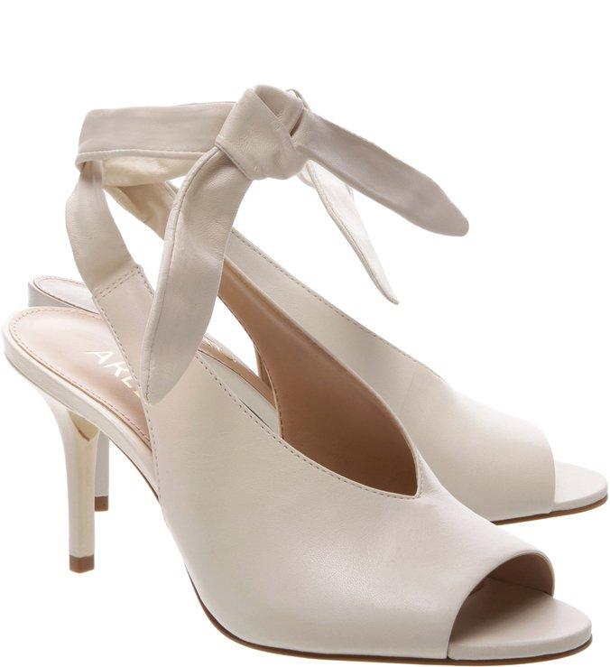 Sapato Arezzo para casamento