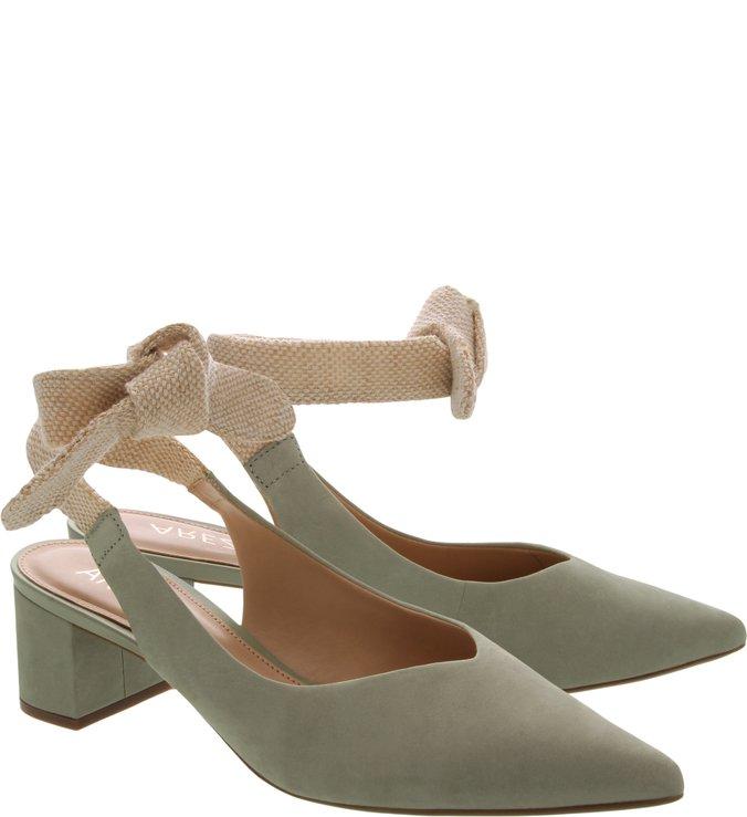 Sapato scarpin feminino Arezzo