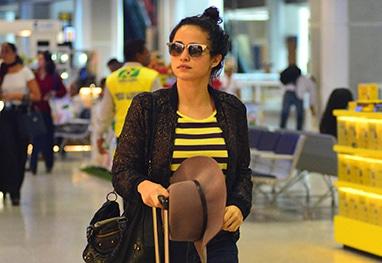 blusinha listrada amarelo e preto