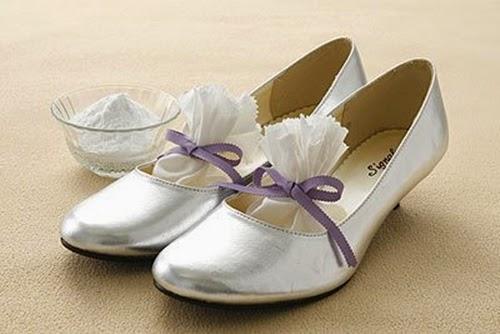 como organizar sapatos e mante-los sem cheiro