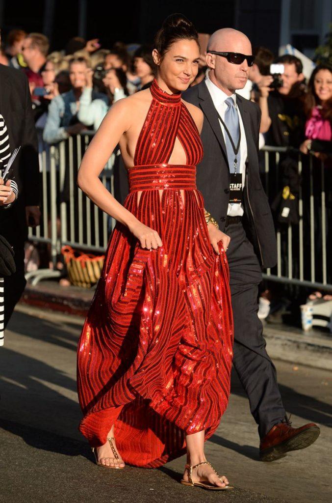 fotos de sapatos vestido vermelho