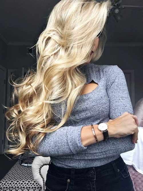 cabelo com cachos