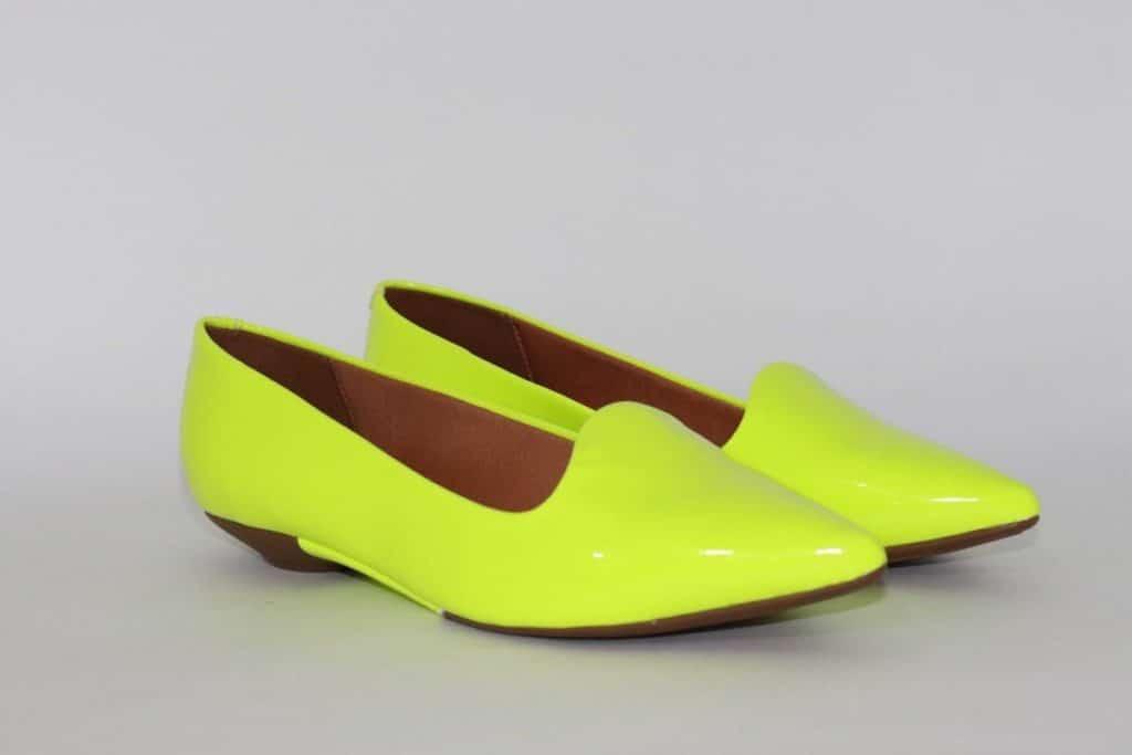 sapatilhas 2020 neon