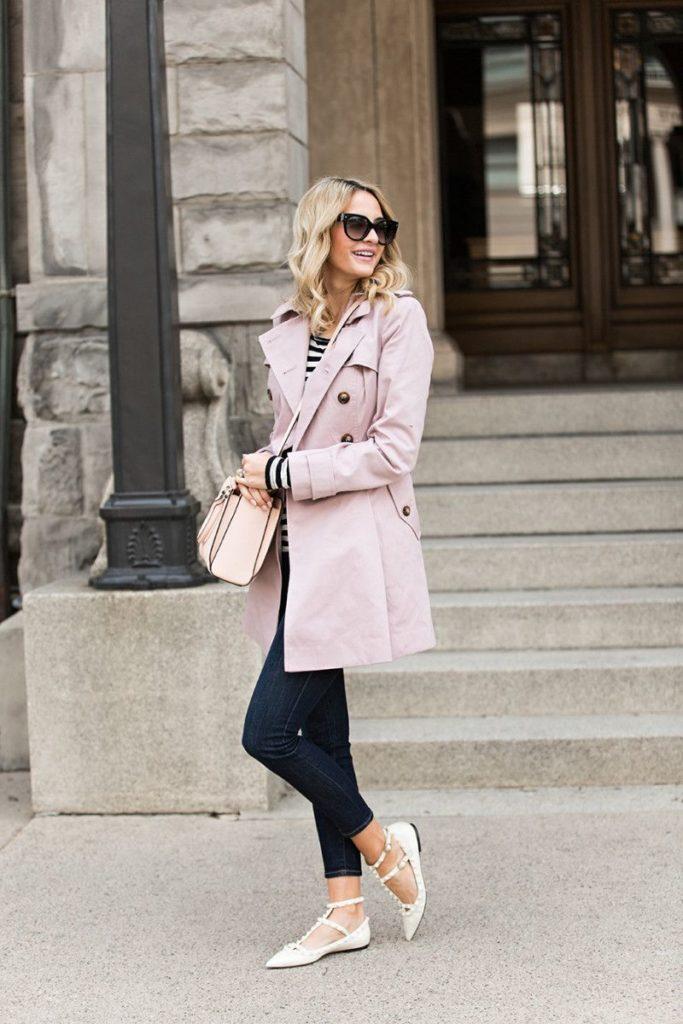 casaco rose inverno 2020