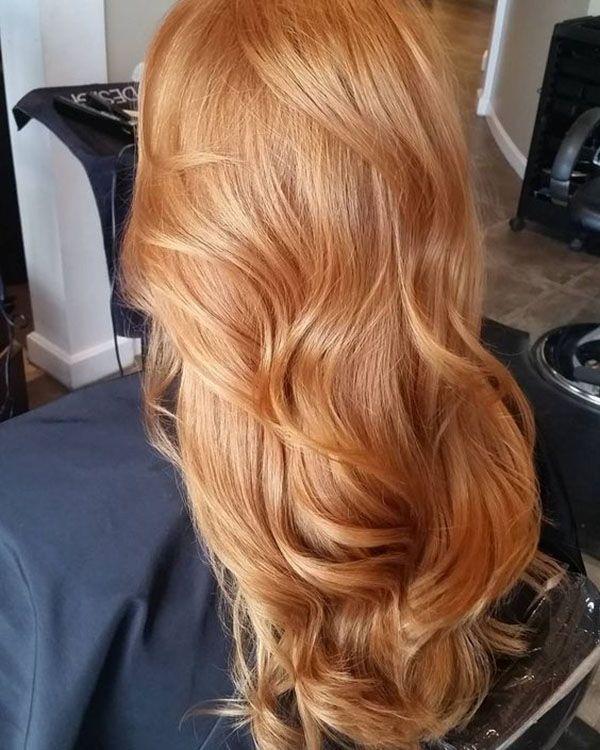 cabelo bonito tingido