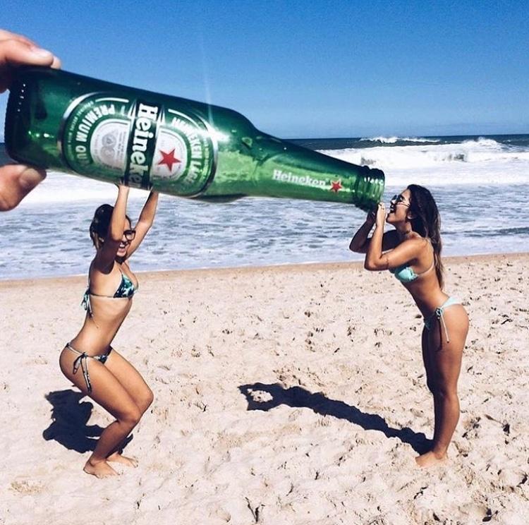 perspectiva garrafa de cerveja