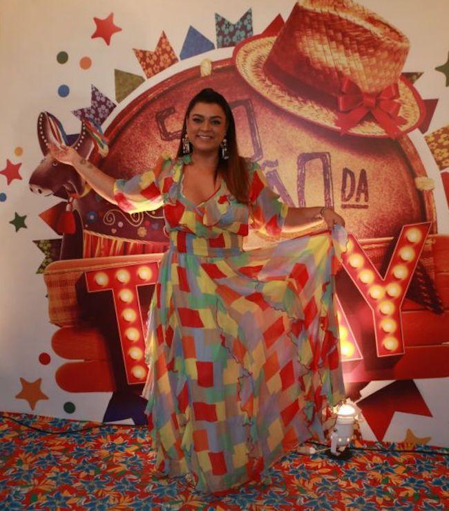 look chique festa junina