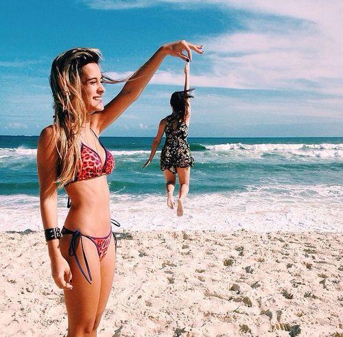 fotos na praia amigas perspectivas