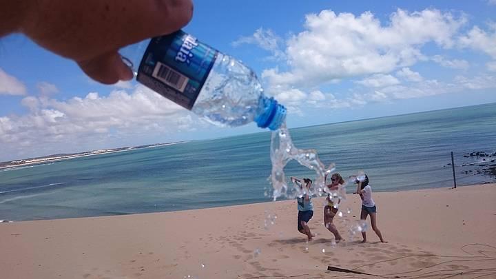 garrafa d'água