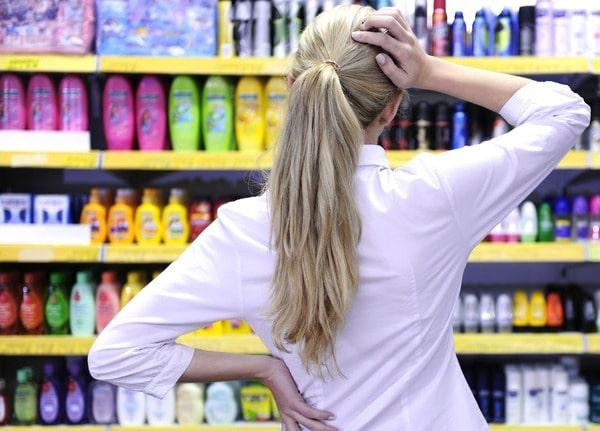como escolher o melhor shampoo