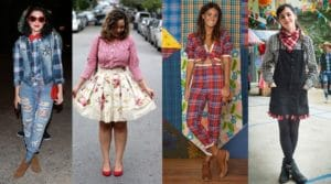 looks de festa junina