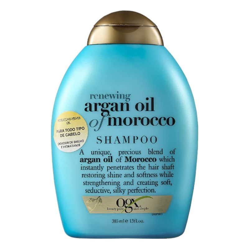 melhores shampoos: Shampoo Argan Oil of Morocco - OGX