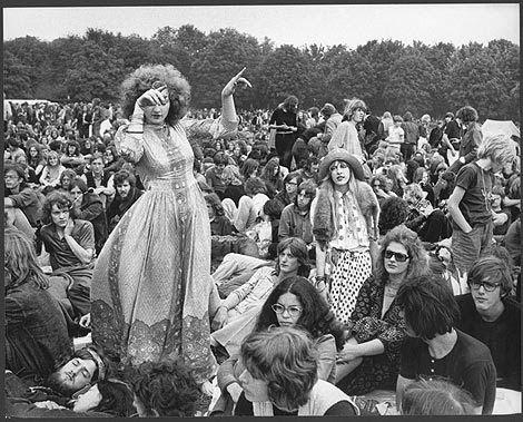 festival hippie anos 60