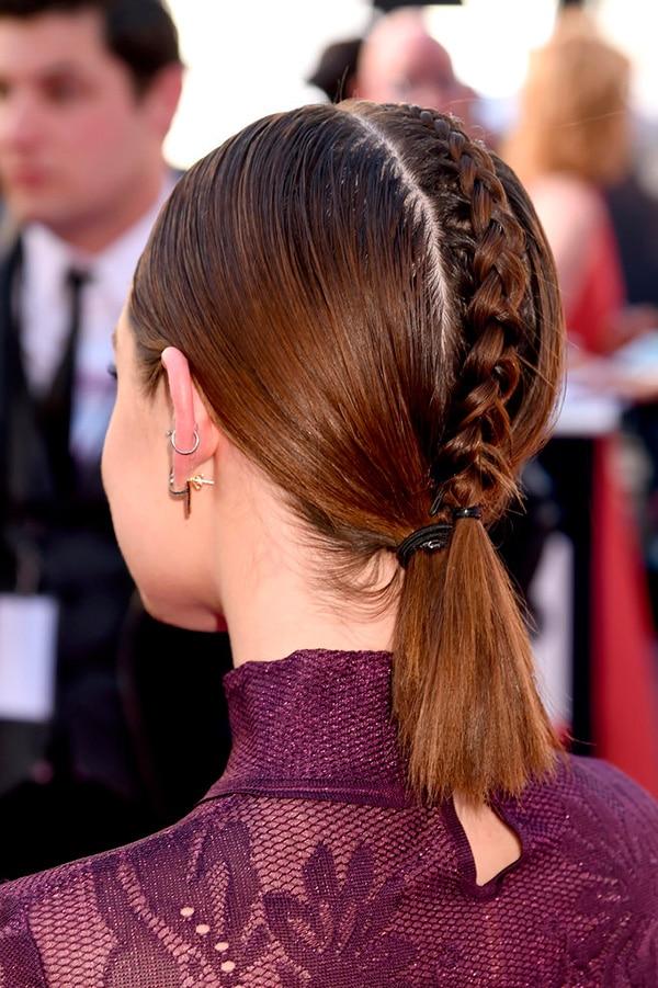 tranças bonitas para cabelo curto