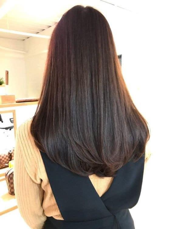 cabelo corte U
