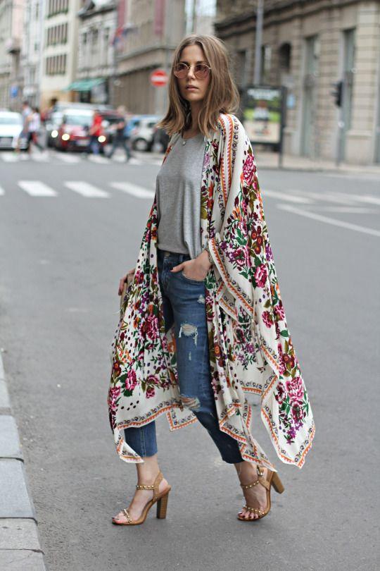 moda hippie em 2020