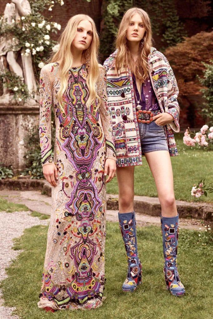 moda hippie looks psicodelicos