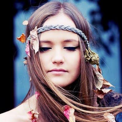 tiara moda hippie feminina