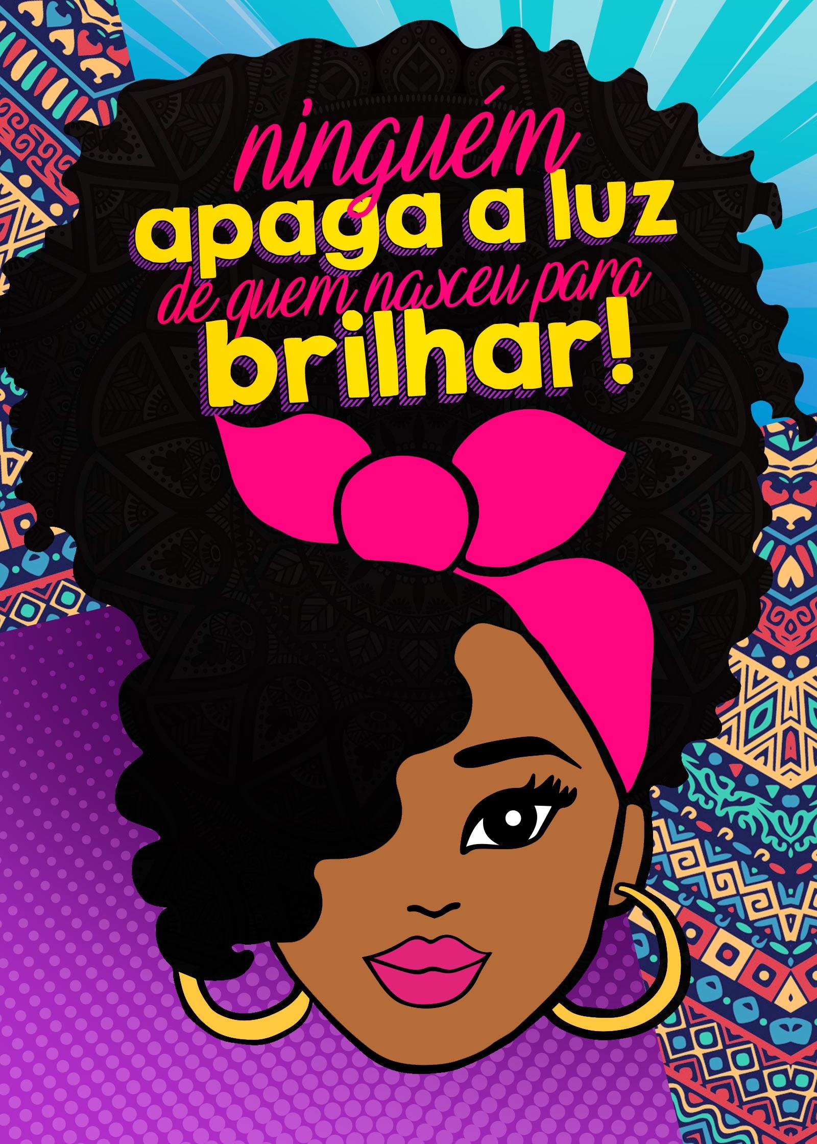 planner 2020 mulher negra