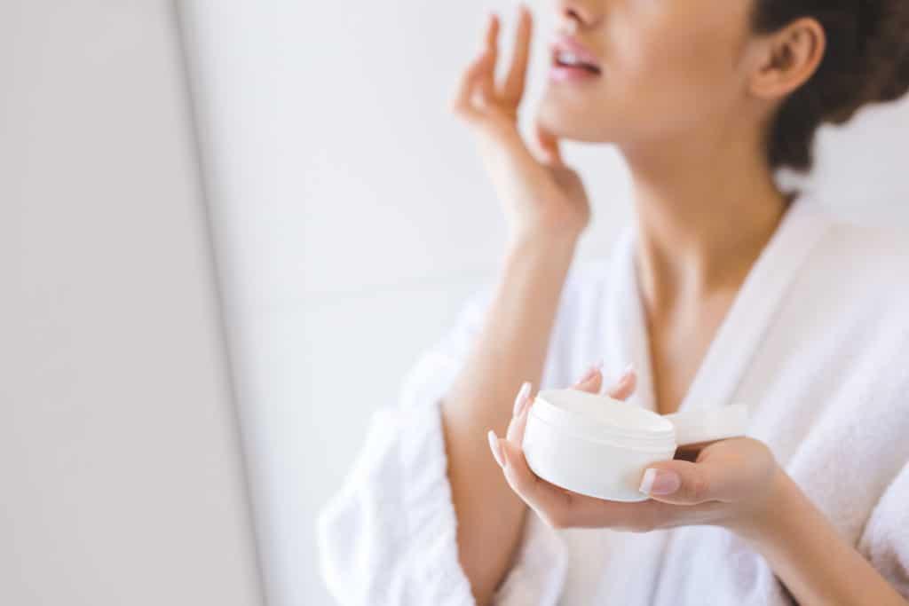 melhores hidratantes para o rosto pele normal