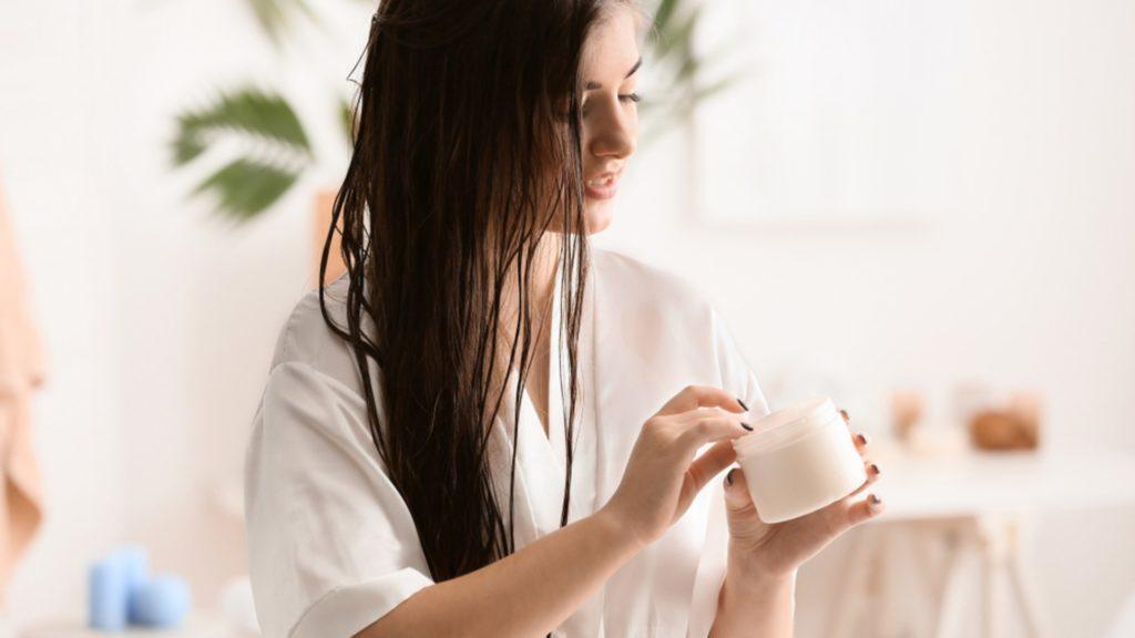 como escolher os melhores cremes de hidratação para os cabelos
