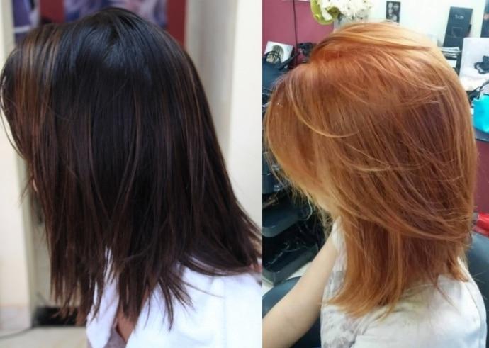 shampoozada cabelo preto
