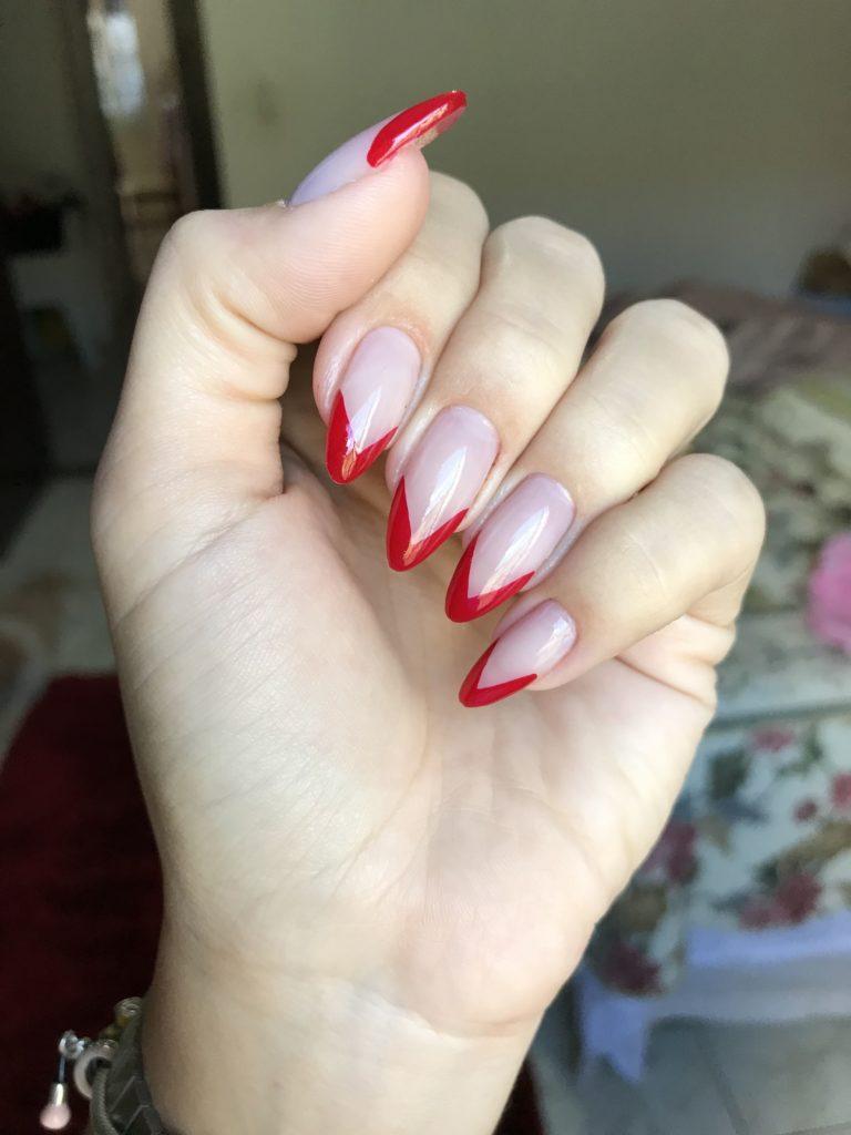 francesinha vermelho
