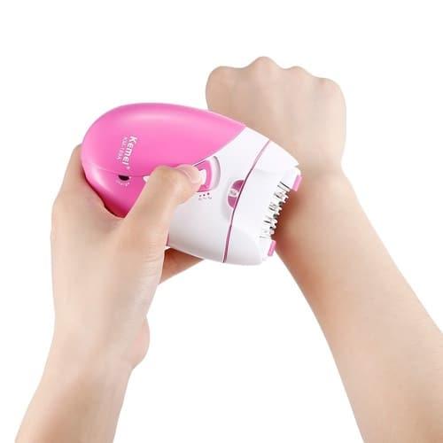 melhores depiladores elétricos