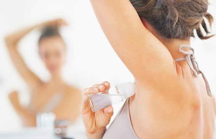 como escolher os melhores desodorantes