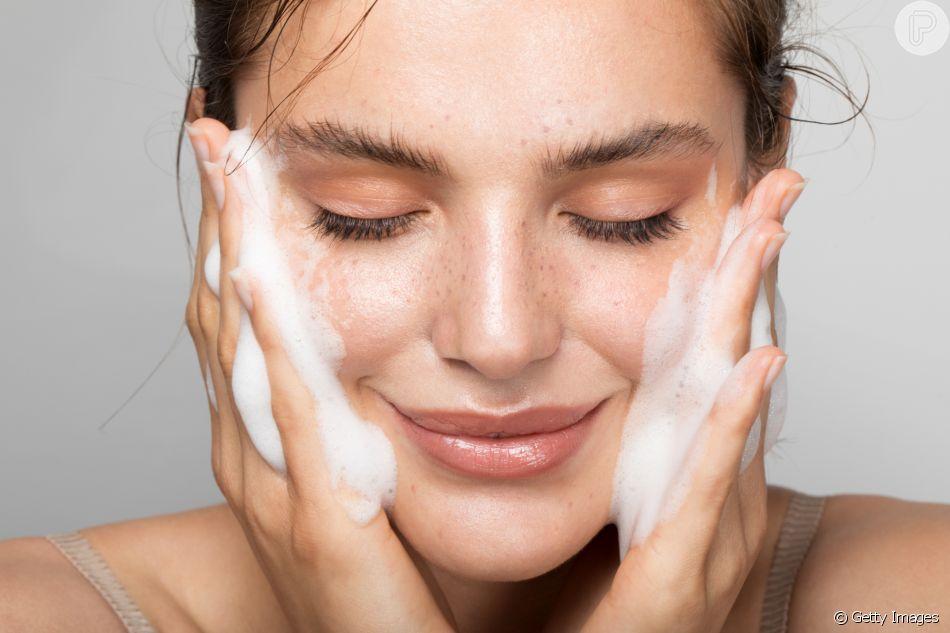 escolha o sabonete conforme o tipo de pele