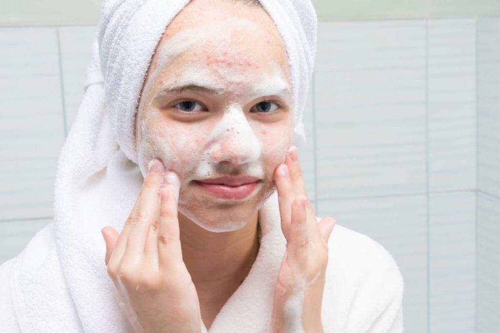 melhores sabonetes para acne